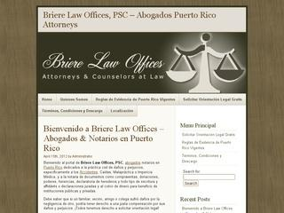 A Briere Law Offices P.S.C.